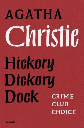 9780007280612: Hickory Dickory Dock