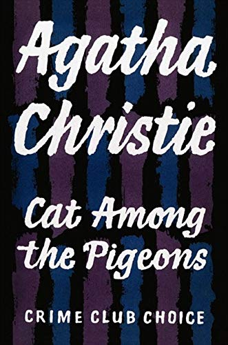 9780007280636: Cat Among the Pigeons (Poirot)