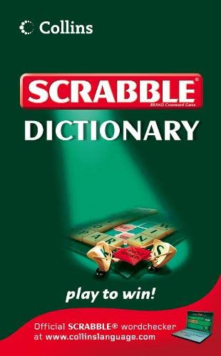 9780007280841: Collins Scrabble Dictionary: A format edition