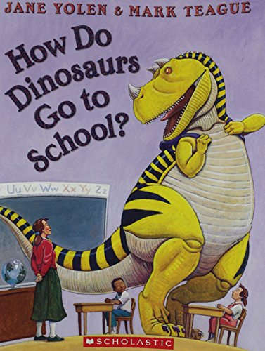 9780007281077: How Do Dinosaurs Go To School Activity Pack