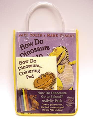 9780007281077: How Do Dinosaurs Go to School?