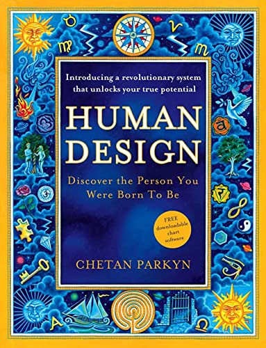 9780007281244: Human Design: Discover the Person You Were Born to Be