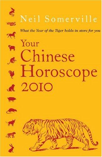 9780007281466: Your Chinese Horoscope 2010