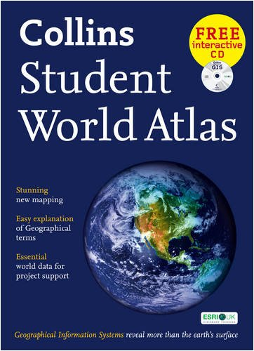 9780007281503: Collins Student Atlas - World Atlas