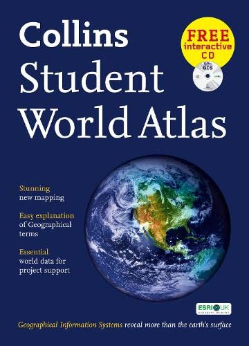 9780007281510: Collins Student World Atlas (Collins Student Atlas)
