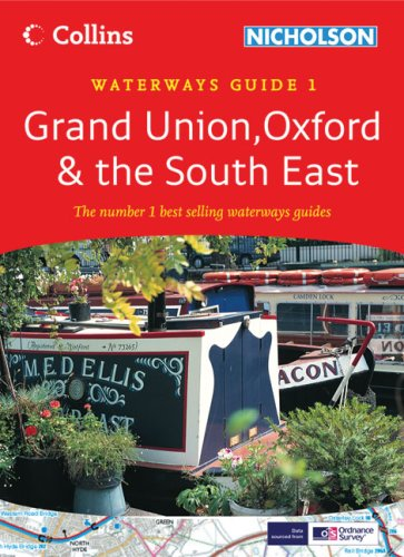 9780007281602: Collins/Nicholson Waterways Guides (1) - Grand Union, Oxford and The South East