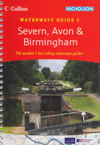 9780007281619: Collins/Nicholson Waterways Guides (2) - Severn, Avon and Birmingham