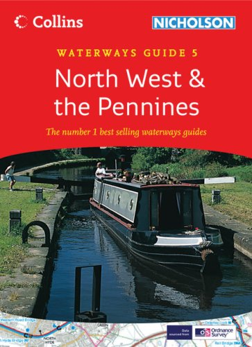 9780007281657: Collins/Nicholson Waterways Guides (5) - North West and the Pennines