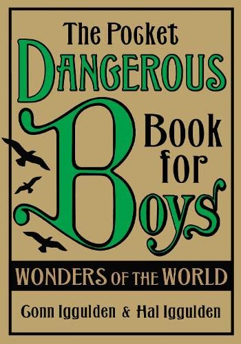 9780007281800: The Pocket Dangerous Book for Boys: Wonders of the World