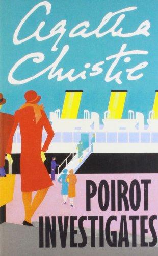 9780007282234: Agatha Christie : Poirot Investigates [Paperback] [Jan 01, 2001] AGATHA CHRISTIE