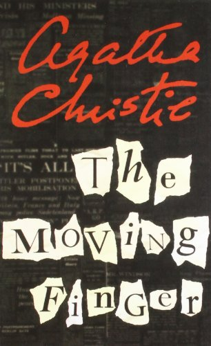 9780007282289: [The Moving Finger] [by: Agatha Christie]