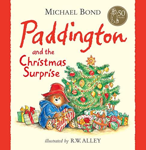 9780007282364: Paddington and the Christmas Surprise