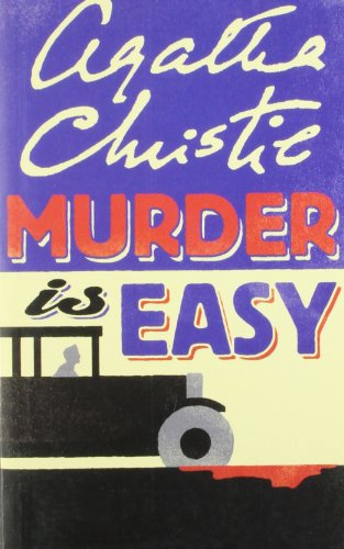 9780007282388: Murder Is Easy