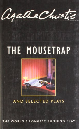 9780007282562: Agatha Christie: Mousetrap And Selected Plays