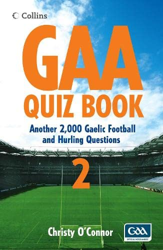 9780007283729: GAA Quiz Book 2: Another 2,000 Gaelic Football and Hurling Questions