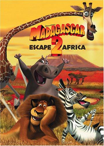 9780007284436: Madagascar: Escape 2 Africa - Sound Book