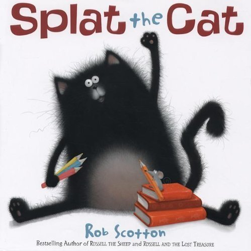 9780007284559: Splat The Cat