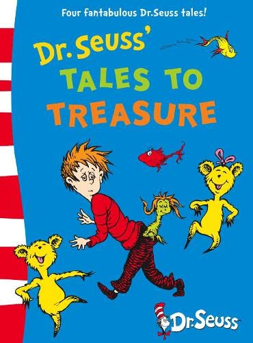 9780007284580: Dr. Seuss' Tales to Treasure