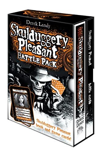 Skulduggery Pleasant Battle Pack: with Game Cards: Landy, Derek