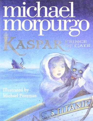 9780007284696: Kaspar: Prince of Cats