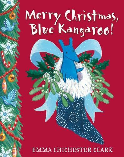 9780007284801: Merry Christmas, Blue Kangaroo (Blue Kangaroo Mini Edition)