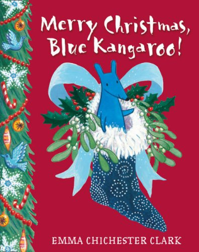 9780007284801: Merry Christmas, Blue Kangaroo (Blue Kangaroo Mini Edition)