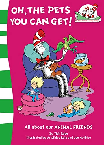 9780007284832: Oh, the Pets You Can Get! (The Cat in the Hat's Learning Library, Book 8)