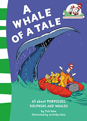 Whale of a Tale! (Cat in the Hat's Learning Library): Worth, Bonnie