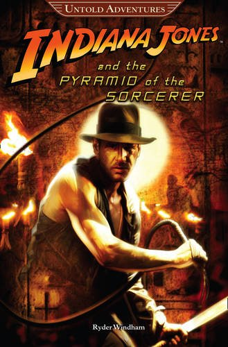 9780007284900: Indiana Jones - The Untold Adventures: Indiana Jones and the Pyramid of the Sorcerer: Bk. 1