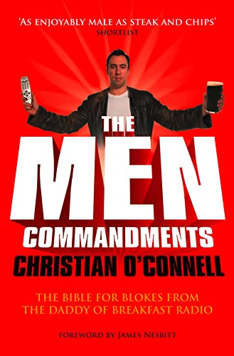 9780007284962: The Men Commandments