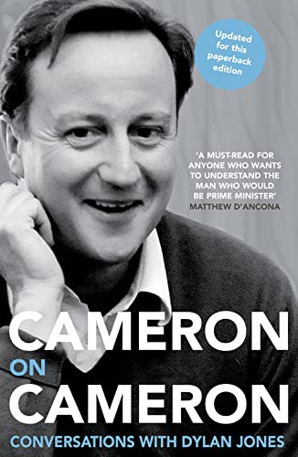 9780007285372: Cameron on Cameron: Conversations with Dylan Jones