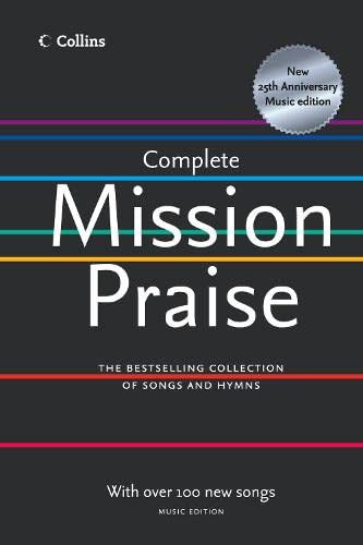 9780007286027: Complete Mission Praise: Music edition (Hymn Book)
