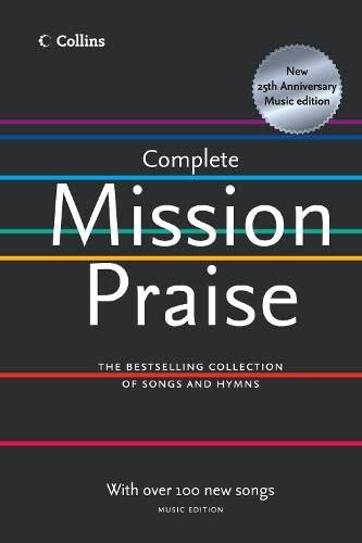 9780007286027: Complete Mission Praise