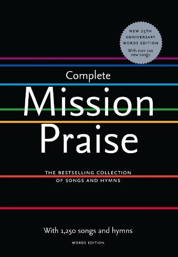 9780007286034: Complete Mission Praise: Words edition
