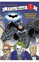 9780007286508: Batman - The Dark Knight - Batman's Friends and Foes: I Can Read!: v. 1
