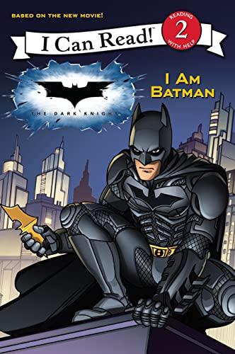 9780007286515: Batman - The Dark Knight - I Am Batman: I Can Read!: v. 2