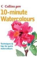 9780007286591: Collins Gem - 10-Minute Watercolours