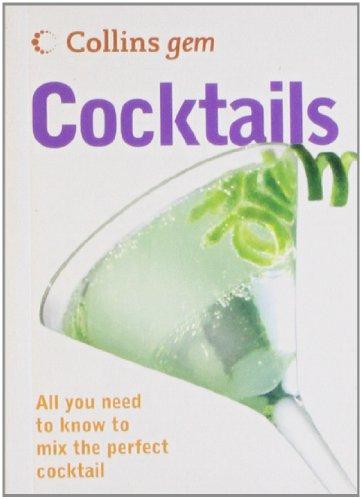 9780007286621: Collins Gem - Cocktails