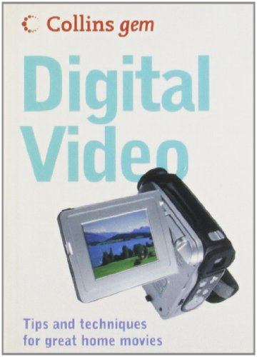 9780007286652: Collins Gem - Digital Video