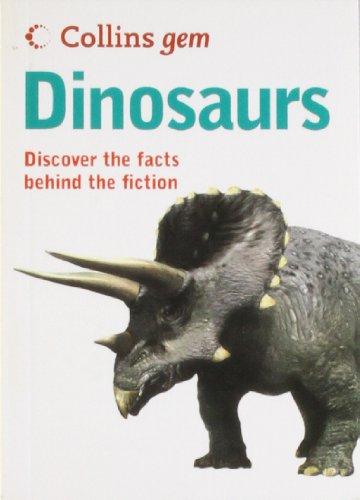 9780007286669: Dinosaurs (Collins Gem)
