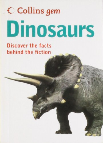 9780007286669: Dinosaurs (Collins Gem)