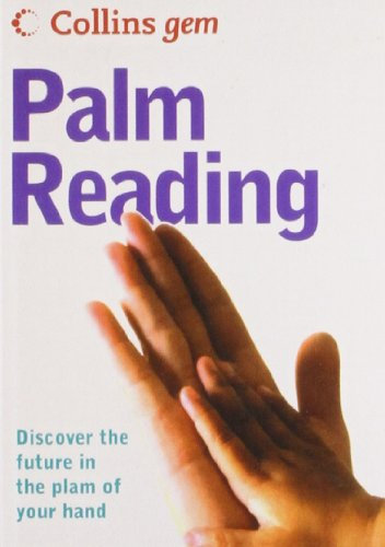 9780007286751: Collins Gem Palm Reading
