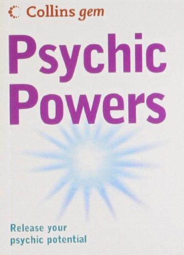 9780007286775: Collins Gem - Psychic Powers