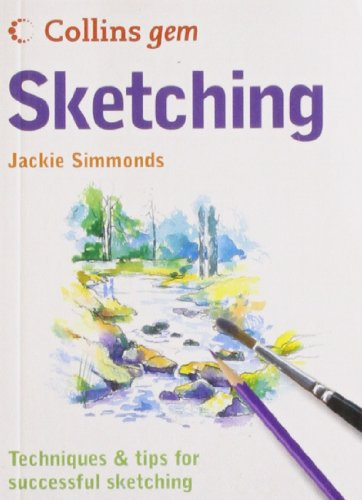 9780007286805: Collins Gem - Sketching