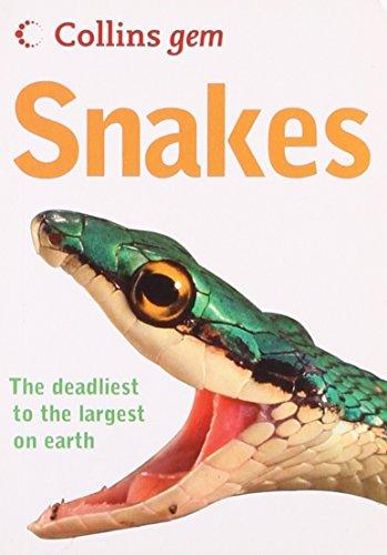 9780007286812: Snakes (Collins Gem)