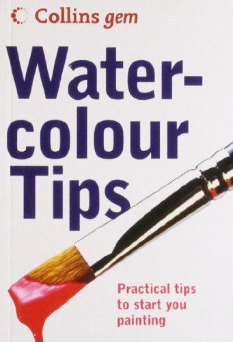 9780007286874: Collins Gem – Watercolour Tips