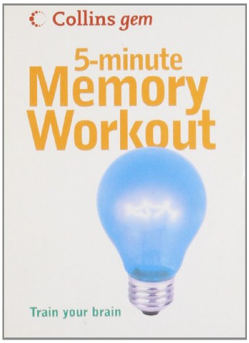 9780007286928: 5-Minute Memory Workout