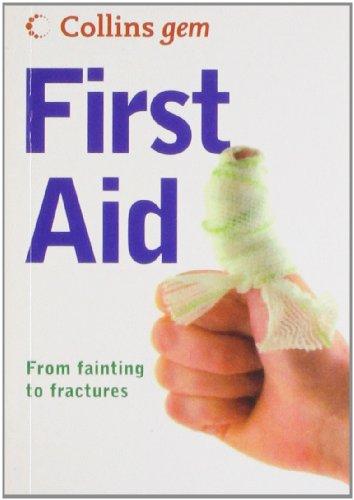 9780007286966: Collins Gem - First Aid