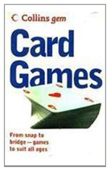 9780007287000: Card Games (Collins Gem)