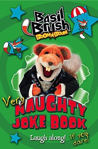 9780007287376: Basil's Very Naughty Joke Book (Basil Brush)